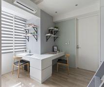 板橋 H 宅 - 北歐風 - 10-20坪