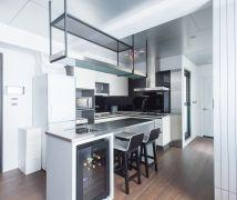 男單公寓 - 現代風 - 10-20坪