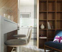 豐富小宅 - 現代風 - 10-20坪