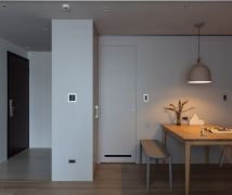 C宅 - 現代風 - 21-35坪