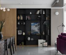 竹北 Q 宅 - 現代風 - 21-35坪