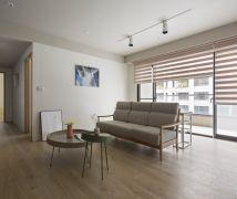 板橋H宅 - 北歐風 - 10-20坪