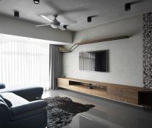 新生南路C宅 - 工業風 - 51-80坪