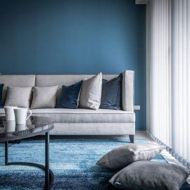 湛藍 | 挹注一室的靜謐