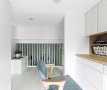 新莊-L宅 - 現代風 - 10-20坪