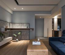 藍。調 - 現代風 - 21-35坪