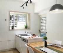綠光親子宅 - 現代風 - 21-35坪