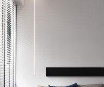 白淨空間語彙 締造自然流動空氣感 - 現代風 - 21-35坪