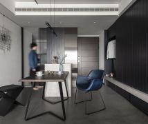 台中W宅 - 現代風 - 21-35坪