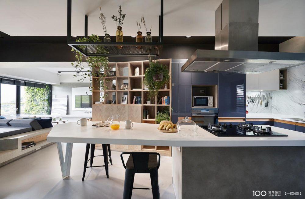 廚房櫃體這樣選,何需到餐廳去用餐呢?