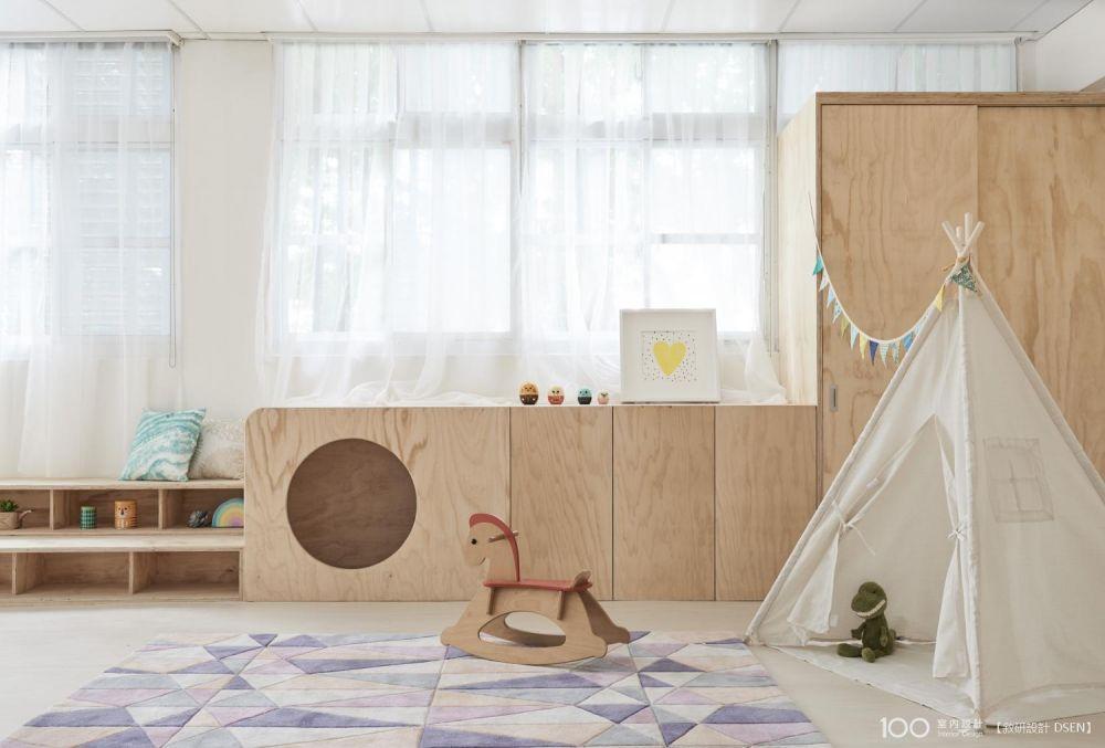兒童房設計,不是粉紅色或藍色就好…