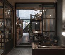 蝸居貳店 - 古典風 - 21-35坪