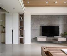 天境&P宅 - 現代風 - 36-50坪
