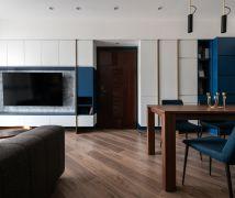 藍調,K - 現代風 - 10-20坪