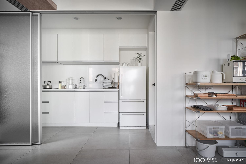 現代風廚房