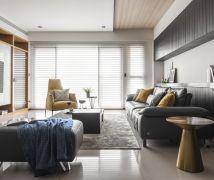 高雄W宅 - 現代風 - 36-50坪