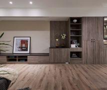 三峽L宅 - 現代風 - 21-35坪