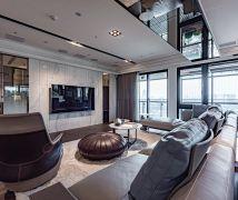 景美林宅 - 現代風 - 51-80坪