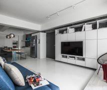 H宅 - 現代風 - 21-35坪
