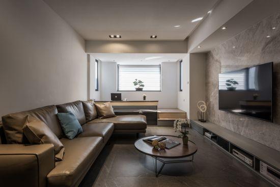 中和L宅 - 現代風 - 36-50坪