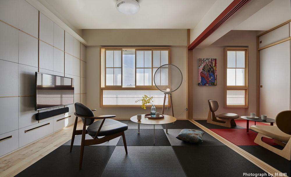 對日式情有獨鍾的我,這樣設計了我的家