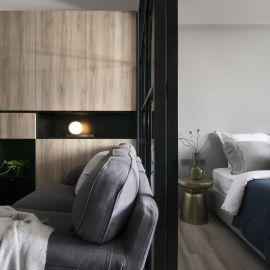 10坪木質個性小宅