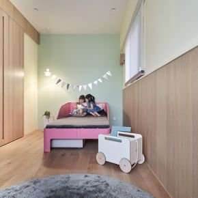 小樹之家 現代風 新成屋