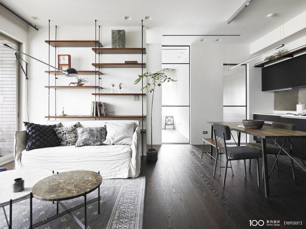 沙發背牆的5種改造提案