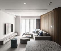 甜蜜白寓 - 混搭風 - 21-35坪