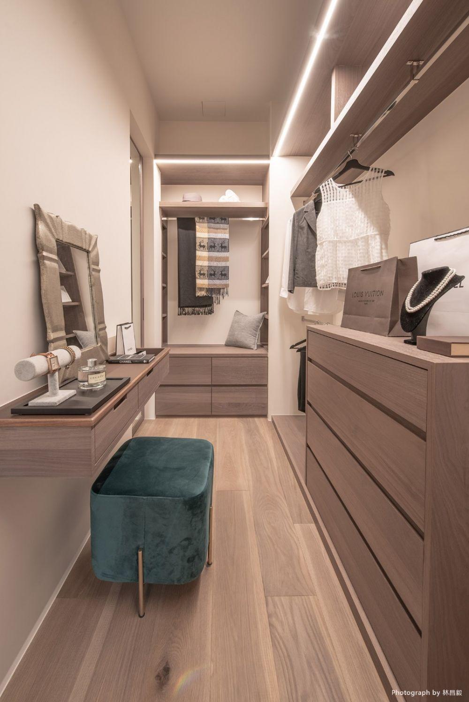 低裝飾X高機能 回歸原點的26坪簡約平衡宅