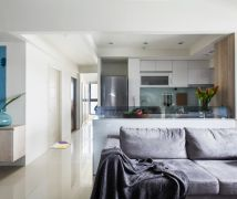 小宅計畫_BEACH-HOUSE - 現代風 - 10-20坪