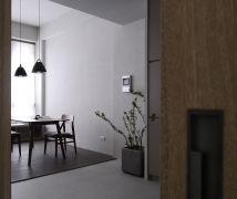 新竹G宅,深木系簡約宅 - 日式風 - 10-20坪