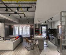 青埔X寓 - 混搭風 - 21-35坪