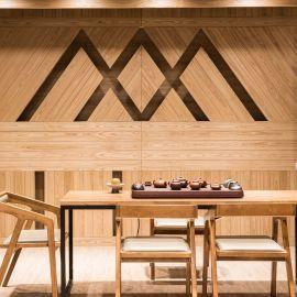 給你溫潤的木質設計