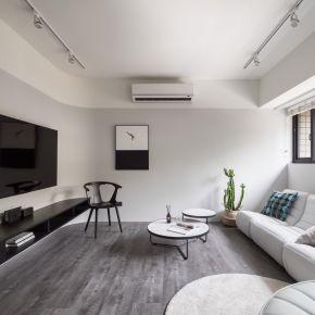 台中西區L宅 現代風 老屋翻新