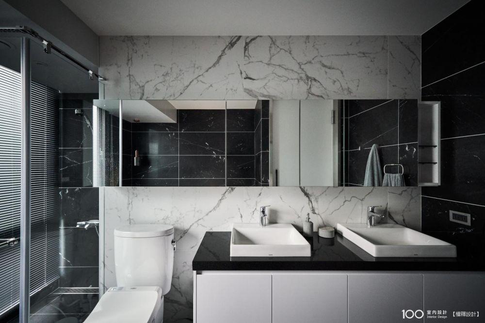 鏡櫃這樣選配,浴室整個翻轉了!