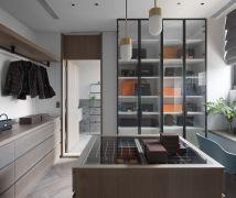 【長型屋改造︱如果我家是一條船】 - 現代風 - 81坪以上