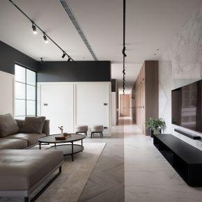 【長型屋改造︱如果我家是一條船】 現代風 老屋翻新