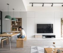 Simple life - 北歐風 - 21-35坪