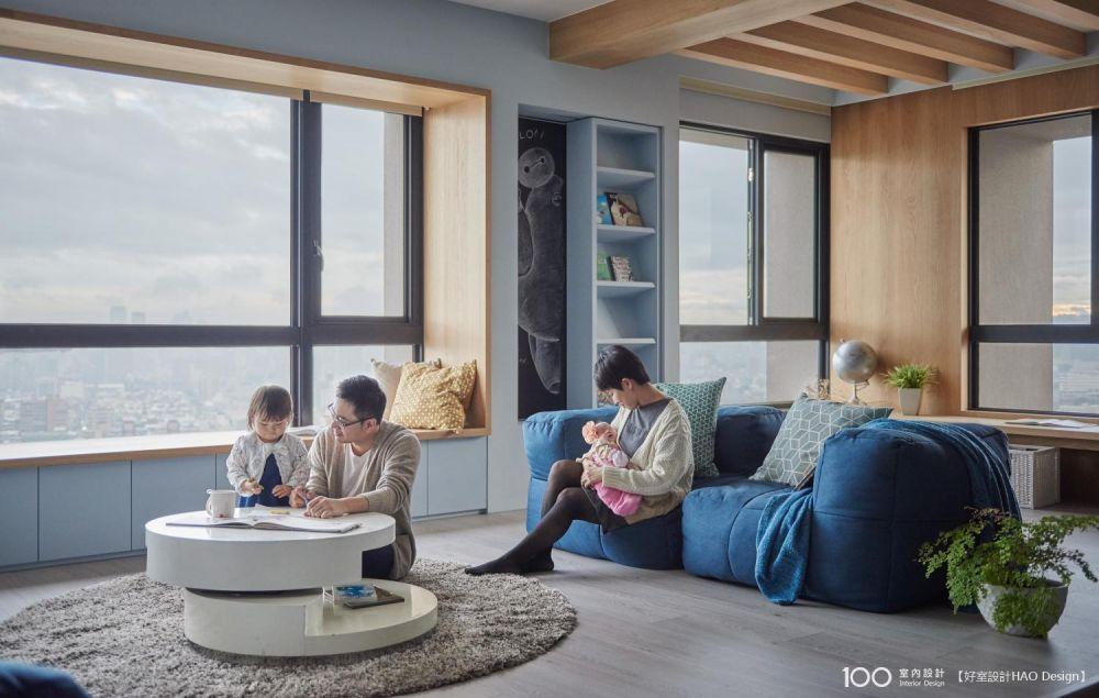 就想宅在家!哪種客廳最適合你?