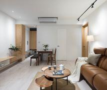 台北市-W宅 - 現代風 - 36-50坪