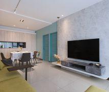 清 靈 - 現代風 - 21-35坪