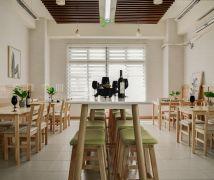 億載國小餐廳 - 北歐風 - 10-20坪