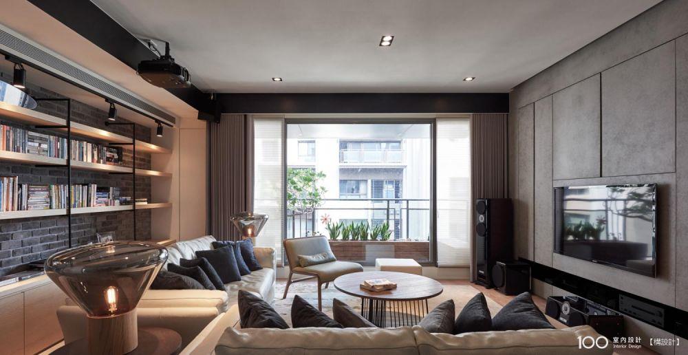 60坪超自在開放式空間,原來家可以變成全世界最舒服的地方