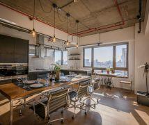紐約Loft風情vs都會夕陽環景 - 工業風 - 21-35坪