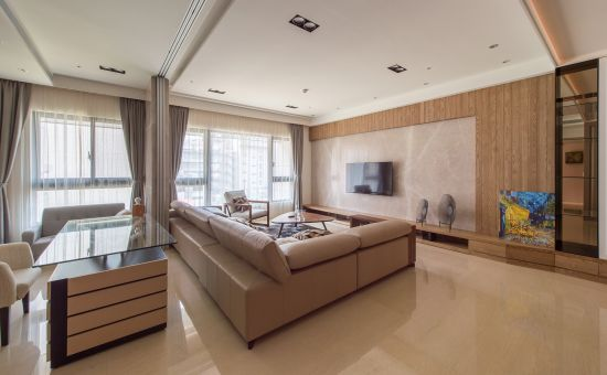 揚昇君臨 - 現代風 - 51-80坪