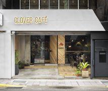Clover coffee shop - 工業風 - 21-35坪
