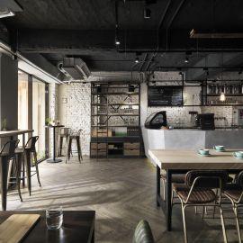 Clover coffee shop